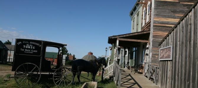 1880 Town – replika miasteczka Dzikiego Zachodu