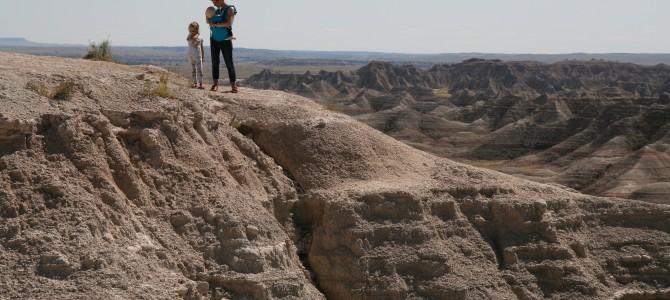 Badlands National Park – tu się zaczyna Dziki Zachód