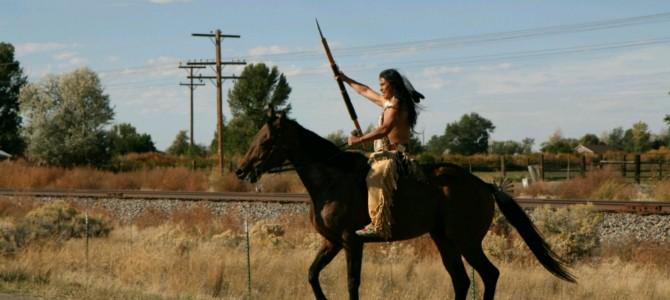 Indianie i PowWow