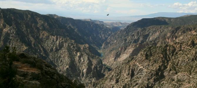 Colorado, Park Narodowy Black Canyon of The Gunnison