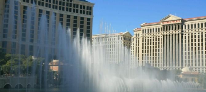 Las Vegas i wokół Lasu