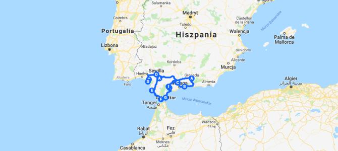 2019 HISZPANIA Andaluzja